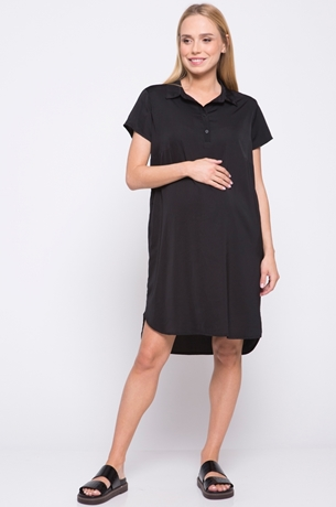 Picture of SHORT SLEEVE SHIRTDRESS