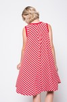 Picture of SOPHIE STRIPED TANK DRESS