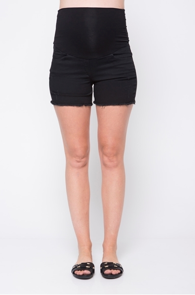 Picture of MAMA DENIM SHORTS