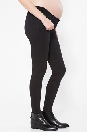 Picture of BLACK PREMIUM SKINNY JEANS