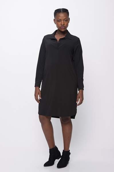 Picture of LONG SLEEVE SHIRTDRESS