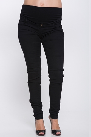 Picture of BLACK SUPER-STRETCH SKINNY JEANS