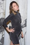 Picture of LUREX TURTLENECK DRESS