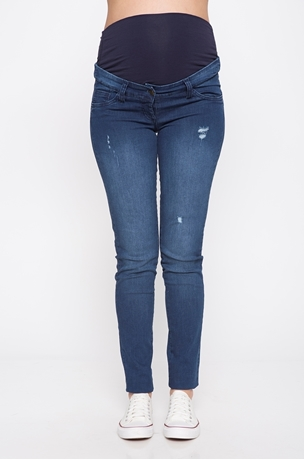 Picture of RIPPED SKINNY JEANS