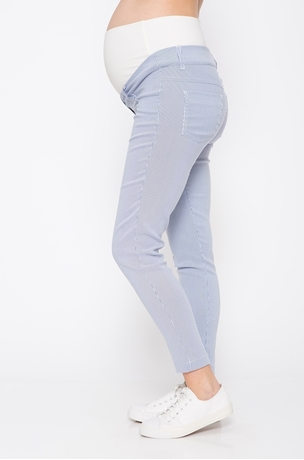Picture of VOGUE CROPPED STRIPED PANTS
