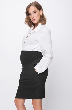 Picture of NARROW POCKET SKIRT
