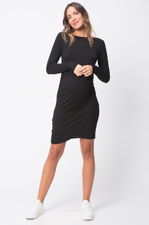 Picture of Mirray L.sleeve dress