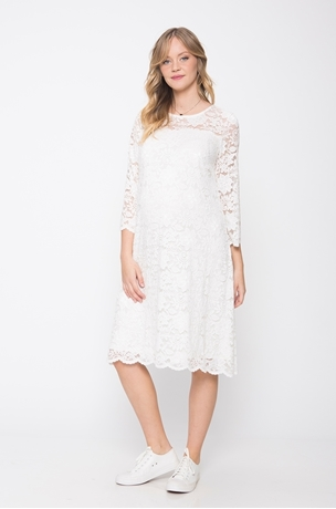 Picture of AHINOAM LACE DRESS