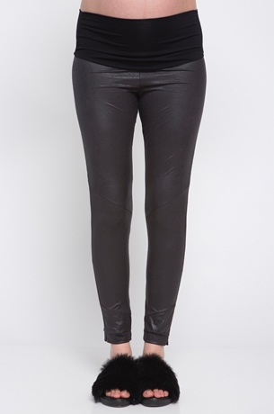 Picture of ALEXIS FAUX LEATHER LEGGINGS