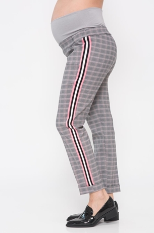 Picture of SCOTLAND PANTS GREY CHECK