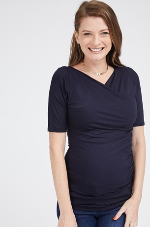Picture of SHANA S.SLEEVE TOP