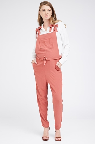 Picture of MALDIVES JUMPSUIT CORAL