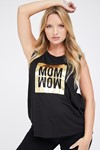 Picture of Momwow Tee White