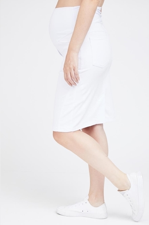 Picture of Roxy Skirt White