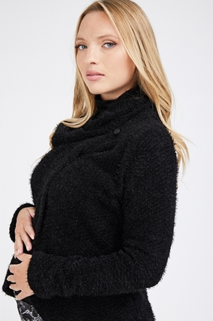 Picture of GAYA WRAP CARDIGAN