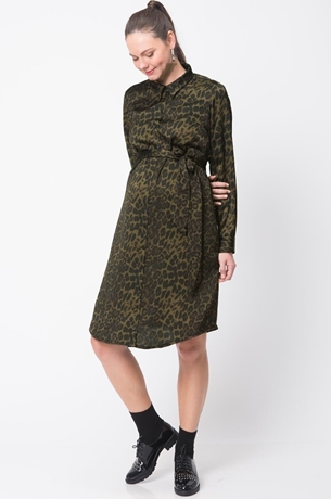 Picture of ROME PRINT SHIRTDRESS