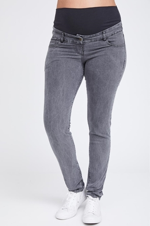 Picture of Sophia Skinny Jeans Grey