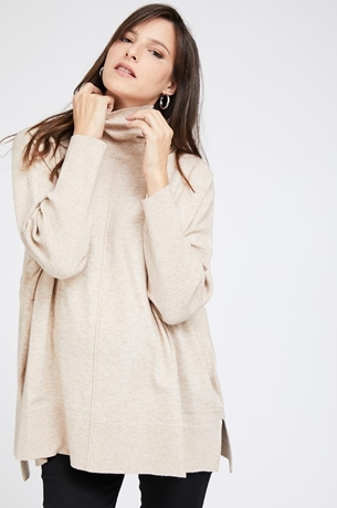 Picture of TORY KNIT BEIGE