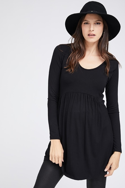 Picture of River Tunic L.sleeve Black