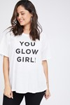 Picture of Glow Tee White