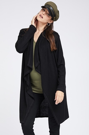 Picture of SILVIY CARDIGAN BLACK