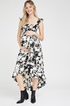 Picture of Kaia dress Beige print