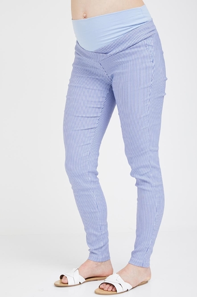 Picture of Kate Pants Blue Stripes