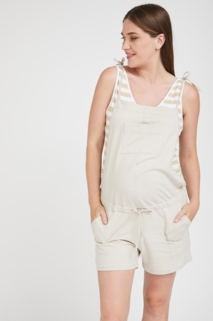 Picture of Rotem Overalls Beige