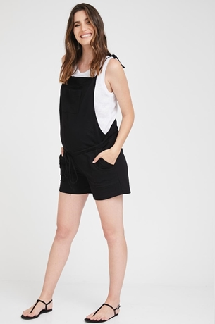 Picture of Rotem Overalls Black