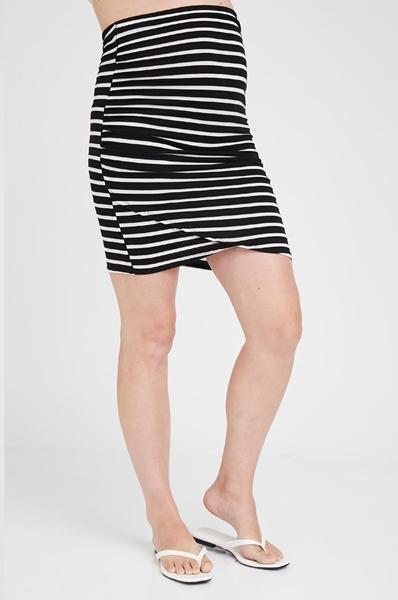 Picture of Miri Bando Skirt Stripes