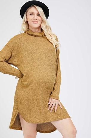 Picture of Margo Tunic Mustard