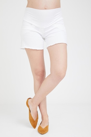 Picture of Mama Shorts White