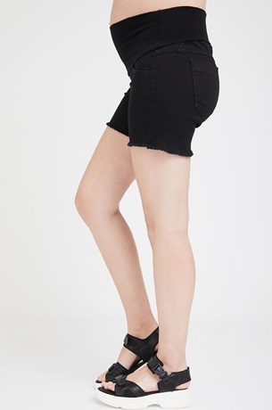 Picture of Mama Shorts Black