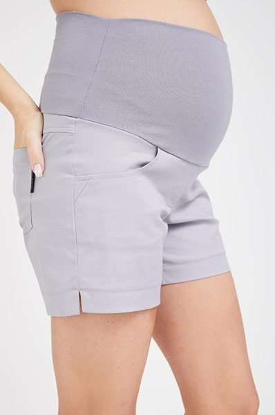 Picture of Basic Shorts Grey