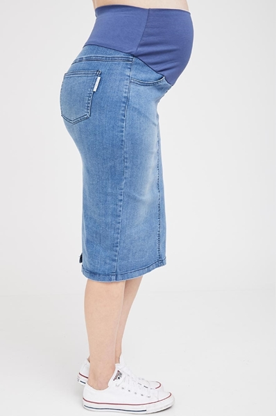 Picture of Oriann Denim Skirt