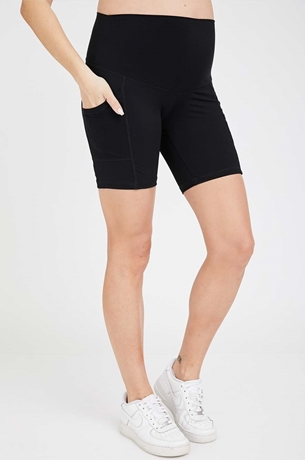 Picture of Active maternity shorts