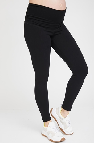 Picture of Signature Maternity Leggings Black