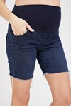 Picture of Olivia High Rise Denim Shorts