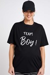 Picture of TEAM BOY T-shirt Black