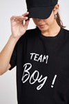 Picture of TEAM BOY T-shirt White