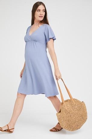 Picture of Odelia Dress Blue Jean