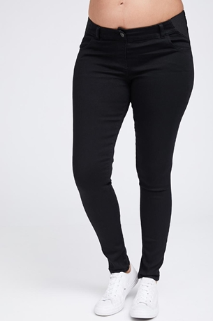 Picture of Premium Skinny Jeans Black
